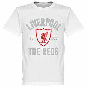Liverpool Established KIDS T-Shirt - White
