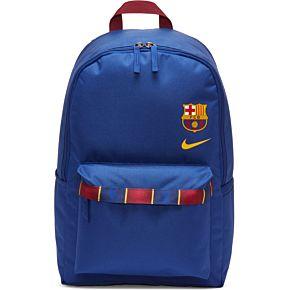 20-21 Barcelona Stadium Backpack - Blue/Red