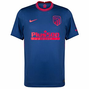 20-21 Atletico Madrid Away Shirt