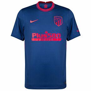 20-21 Atletico Madrid Away Shirt