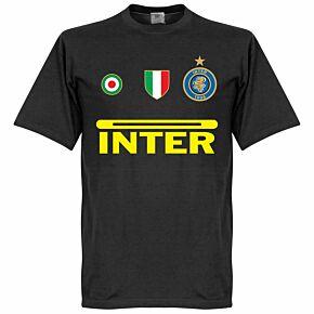 Inter Team Tee - Black