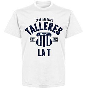Talleres EstablishedT-Shirt - White