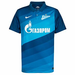 20-21 Zenit St Petersburg Home Shirt
