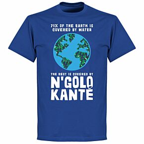 Covered by Kante T-shirt - Royal