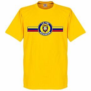 Ecuador Logo Tee