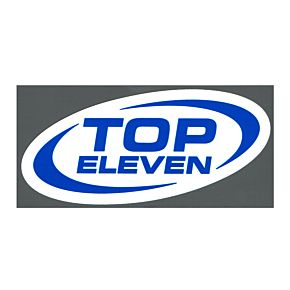 Top Eleven Sleeve Sponsor - Blue