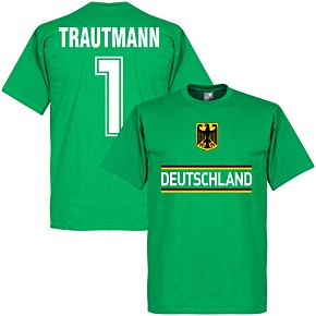 Germany Trautmann Team Tee - Green