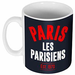 Paris Established Ceramic Mug