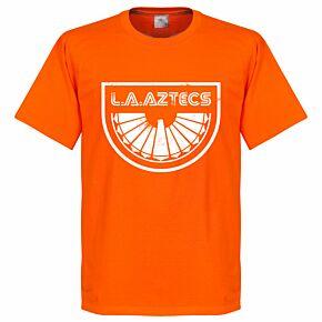 LA Aztecs T-Shirt - Orange