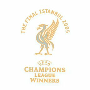 2005 Liverpool C/L WinnersOfficial Transfer (Home)