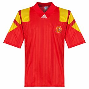 adidas Spain 1992-1994 Home Shirt NEW Condition (w/tags) - Size L
