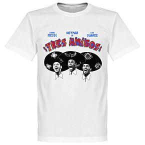 Barcelona Three Amigos Tee