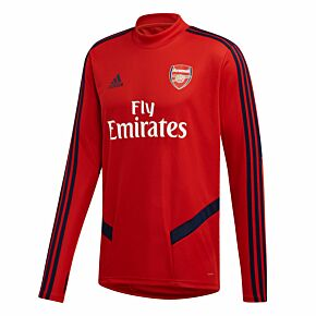 adidas Arsenal Training Top - Red/Navy 2019-2020