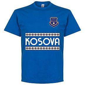 Kosovo Team Tee - Royal