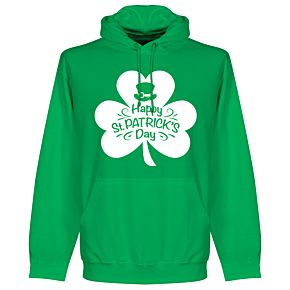 St Patricks Day Hoodie - Green