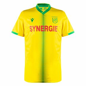 21-22 FC Nantes Home Matchday Shirt