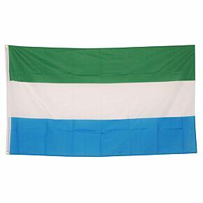Sierra Leone Large Flag