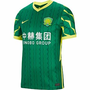 20-21 Beijing Guaon Home Shirt