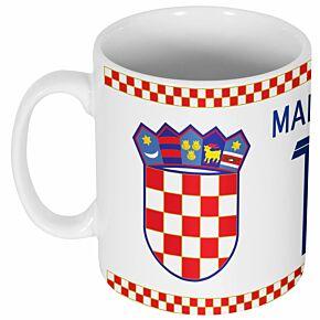 Croatia Mandžukic Team Mug