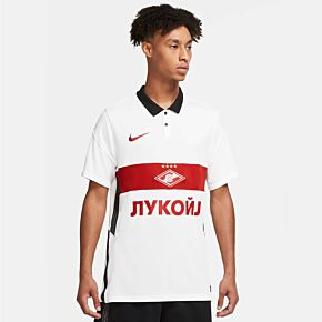 20-21 Spartak Moscow Away Shirt