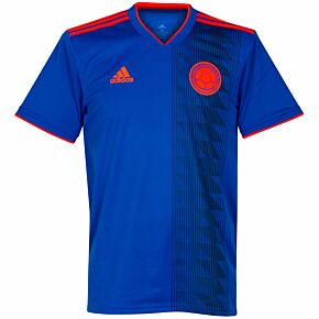 Colombia Away Jersey 2018 / 2019
