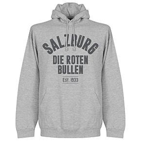 Salzburg Established Hoodie - Grey