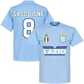 Lazio Gascoigne 8 Team Tee - Sky