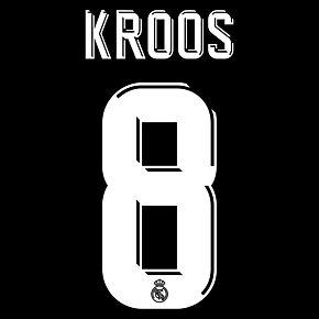 Kroos 8 - KIDS 17-18 Real Madrid Away - Kids