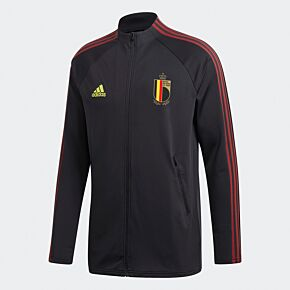2021 Belgium Anthem Jacket - Black