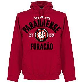 Atletico Paranaense Established Hoodie - Red
