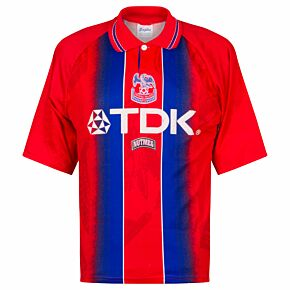 Nutmeg Crystal Palace 1995-1996 Home Shirt - USED Condition (Great) - Size M