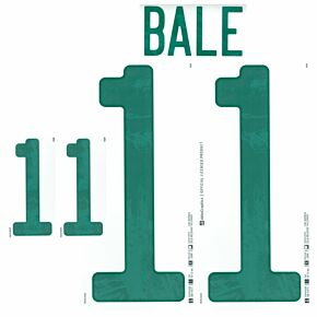 Bale 11 (Official Printing) - 21-22 Wales Away
