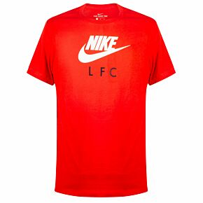 20-21 Liverpool Dri-fit Ground T-shirt - Crimson