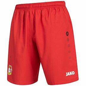 19-20 Bayer Leverkusen Home Shorts