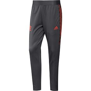 2021 Flamengo Training Track Pants - Grey