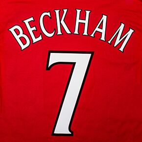Beckham 7