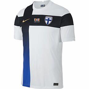 20-21 Finland Home Shirt + 2020 Transfer