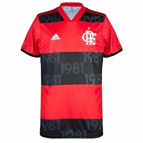 2021 Flamengo Home Shirt