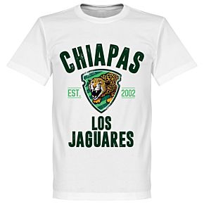 Chiapas Established Tee - White