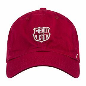 21-22 Barcelona H86 Cap - Red