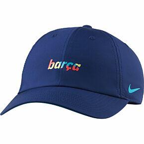 2021 Barcelona H86 Dry Cap - Navy