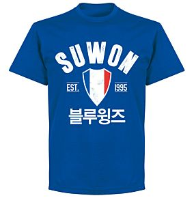 Suwon Established T-shirt - Royal