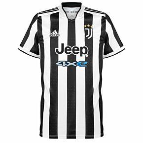 21-22 Juventus Home Shirt - Kids