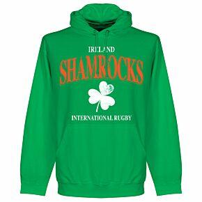 Ireland KIDS Rugby Hoodie - Green