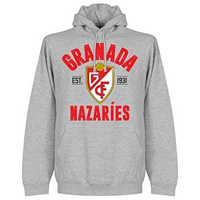 Granada Established Hoodie - Grey