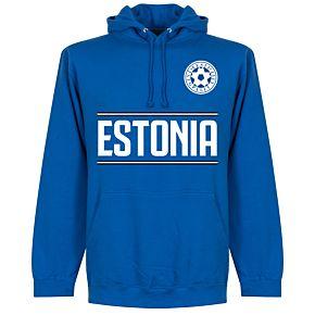 Estonia Team Hoodie - Royal