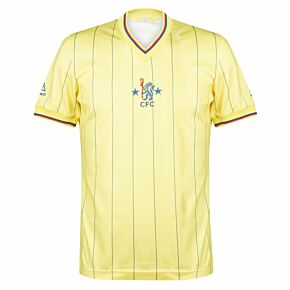 Le Coq Sportif Chelsea 1981-1983 Away Shirt USED Condition (Great) - Size S