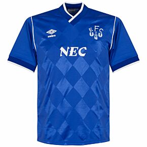 Umbro Everton 1986-1989 Home Jersey - Like NEW Condition - Size M