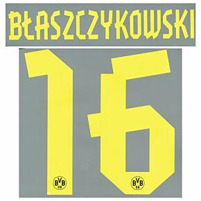 Blaszczykowski 16 - Boys