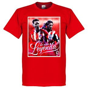 Torres Atletico Legend Tee - Red